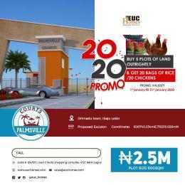 Residential Land Land for sale Orimedu Town Ibeju Lekki Lagos Ibeju-Lekki Lagos