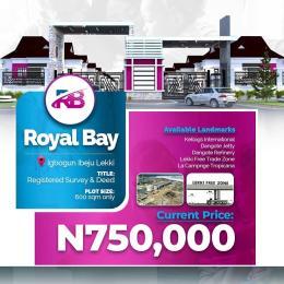 Serviced Residential Land Land for sale Igbogun Ibeju-Lekki Lagos