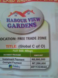 Mixed   Use Land Land for sale free trade zone lekki Free Trade Zone Ibeju-Lekki Lagos