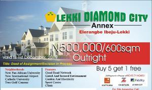 Mixed   Use Land Land for sale Îbeju lekki Ibeju-Lekki Lagos