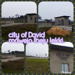 Serviced Residential Land Land for sale Mawejo Town Ibeju Lekki Lagos Free Trade Zone Ibeju-Lekki Lagos