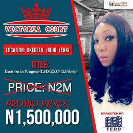 Residential Land Land for sale Okegulu Ibeju-Lekki Lagos