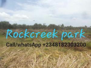 Commercial Land Land for sale Lumpa Village. The land is facing Express Free Trade Zone Ibeju-Lekki Lagos