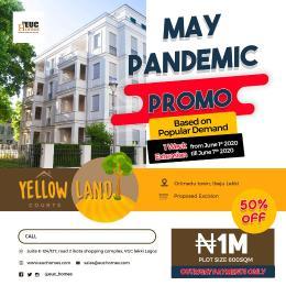 Residential Land Land for sale Orimedu Ibeju-Lekki Lagos
