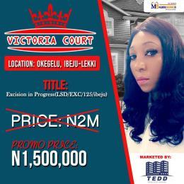 Serviced Residential Land Land for sale Coaster Road Ibeju-Lekki Ikegun Ibeju-Lekki Lagos