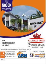 Mixed   Use Land Land for sale Ilara Close To St Augustine University Epe Epe Road Epe Lagos