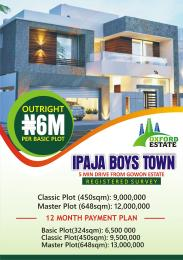 Mixed   Use Land Land for rent - Boys Town Ipaja Lagos