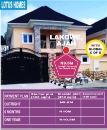 Residential Land Land for sale Lakowe, Ajah, Lagos Lakowe Ajah Lagos