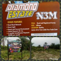 Serviced Residential Land Land for sale Apakin Ibeju Lekki Lagos LaCampaigne Tropicana Ibeju-Lekki Lagos