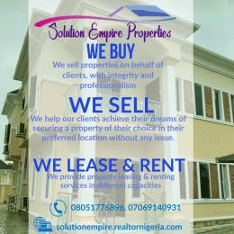 Land for sale Magodo GRA Phase 2 Kosofe/Ikosi Lagos