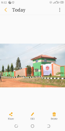 Mixed   Use Land Land for sale Opposite RGGC Redemption Camp  Iju Lagos