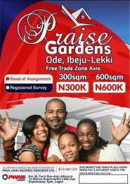 Mixed   Use Land Land for sale Ode Omi Ibeju lekki Free Trade Zone Ibeju-Lekki Lagos