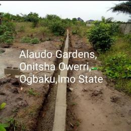 Serviced Residential Land Land for sale Onisha Owerri Road Ogbaku by winers Chapel  Owerri Imo