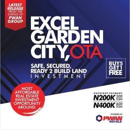 Residential Land Land for sale Close to living faith church headquarters Ota Ota-Idiroko road/Tomori Ado Odo/Ota Ogun