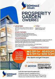 Mixed   Use Land Land for sale By Sam Mbakwe Airport. Aba-Owerri Riad Owerri Imo