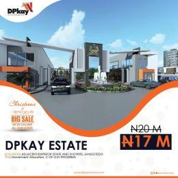 Mixed   Use Land Land for sale Along lekki epe expressway Sangotedo Ajah Lagos
