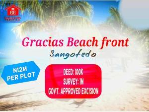 Serviced Residential Land Land for sale Sangotedo, Ajah Lagos Sangotedo Lagos