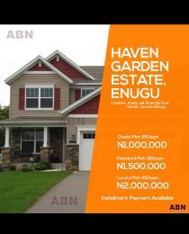 Mixed   Use Land Land for sale Along UDI Road ,By Four Corner Junction Enugu  Enugu Enugu