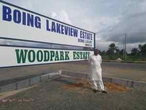 Residential Land Land for sale WOODPARK ESTATED IS LOCATED IN OMAGWA AREA OF PORTHARCOURT RIVERS STATE NIGERIA Port Harcourt Rivers