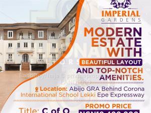 Residential Land Land for sale Imperial Garden Esatte Abijo Ajah Lagos