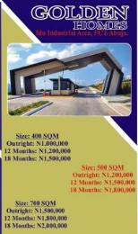 Residential Land Land for sale opposite idu train station Idu Abuja