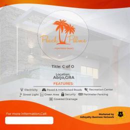 1 bedroom mini flat  Serviced Residential Land Land for sale Abijo area  Abijo Ajah Lagos