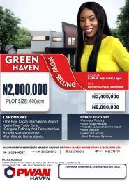 Commercial Land Land for sale Illamija, ibeju lekki epe express way, Lagos State  Ibeju-Lekki Lagos
