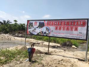 Residential Land Land for sale Shapati Bogije Sangotedo Lagos