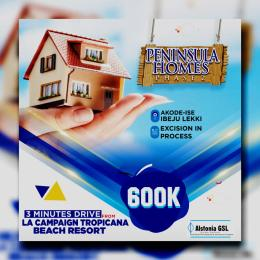 Serviced Residential Land Land for sale Ibeju Akodo Ise , Ibeju Lekki Akodo Ise Ibeju-Lekki Lagos