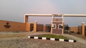 Land for sale shapati community of bogije, Ajah Lagos