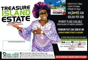 Mixed   Use Land Land for sale ShopRite mall Monastery road Sangotedo Lagos