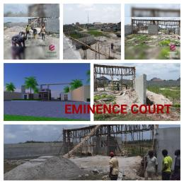 Residential Land Land for sale Sapati comunity,beechwood estate,Novare mall (shoprite),coscharis motors,Omu resorts,Caleb British international school,bogije  Bogije Sangotedo Lagos - 5