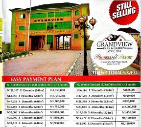 Land for sale atan ota Ota-Idiroko road/Tomori Ado Odo/Ota Ogun