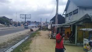 Mixed   Use Land Land for sale directly facing the express before Oil Mill market & Elements junction, East West Road Port Harcourt Rivers