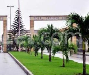 Serviced Residential Land Land for sale Plot A95 Emir road, Royal Garden estate, Ajiwe Ajah Lagos