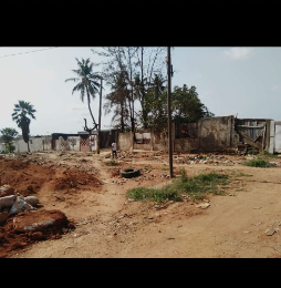 Land for sale Directly along international Airport road Airport Road(Ikeja) Ikeja Lagos