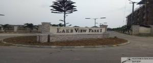 Land for sale Lake view park 1 estate, opposite Ikota shopping complex, near Ajah.  V.G.C Lekki Lagos