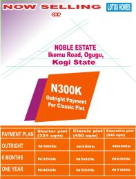 Mixed   Use Land Land for sale Ikemu Road, Ogugu,  Olamabolo Kogi