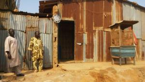 Land for sale Ayinla Bus stop Agbado Ifo Ogun - 0