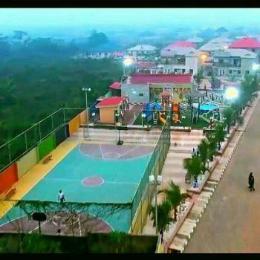 Land for sale Lagos Ibadan Express way behind New Auditorium of Redeemption camp Obafemi Owode Ogun