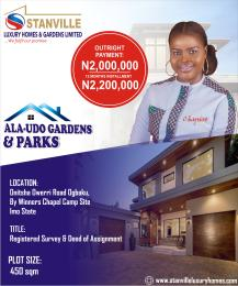 Commercial Land Land for sale Ogbaku By winners chappel Owerri Imo