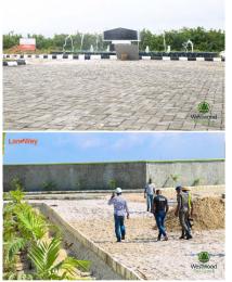 Residential Land Land for sale Monastery road, Sangotedo behind Novare Mall.  Monastery road Sangotedo Lagos