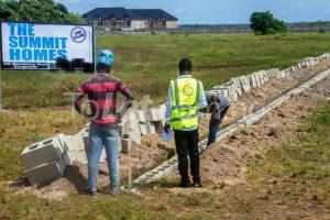 Mixed   Use Land Land for sale Located Behind Shoprite Off Monastery Sangotedo Ajah Lagos Sangotedo Ajah Lagos