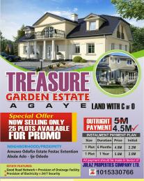Residential Land Land for sale End of 6th Avenue, Festac Town  Festac Amuwo Odofin Lagos