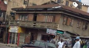 Commercial Land Land for sale directly along Ojuelegba/Lawanson road, 5 buildings to the Ojuelegba bridge, Abule Egba Lagos