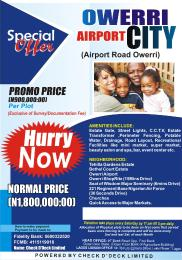 Land for sale Opposite Air Force Base Owerri Imo - 3