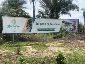 Residential Land Land for sale Ikegun Ibeju-Lekki Lagos