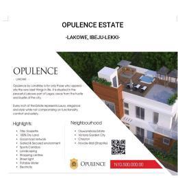 Land for sale - Lakowe Ajah Lagos