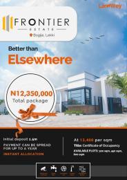Land for sale Bogije, Lekki Lagos