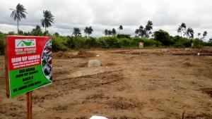 Residential Land Land for sale Along Gov. Victor Attah airport road Uruan Akwa Ibom